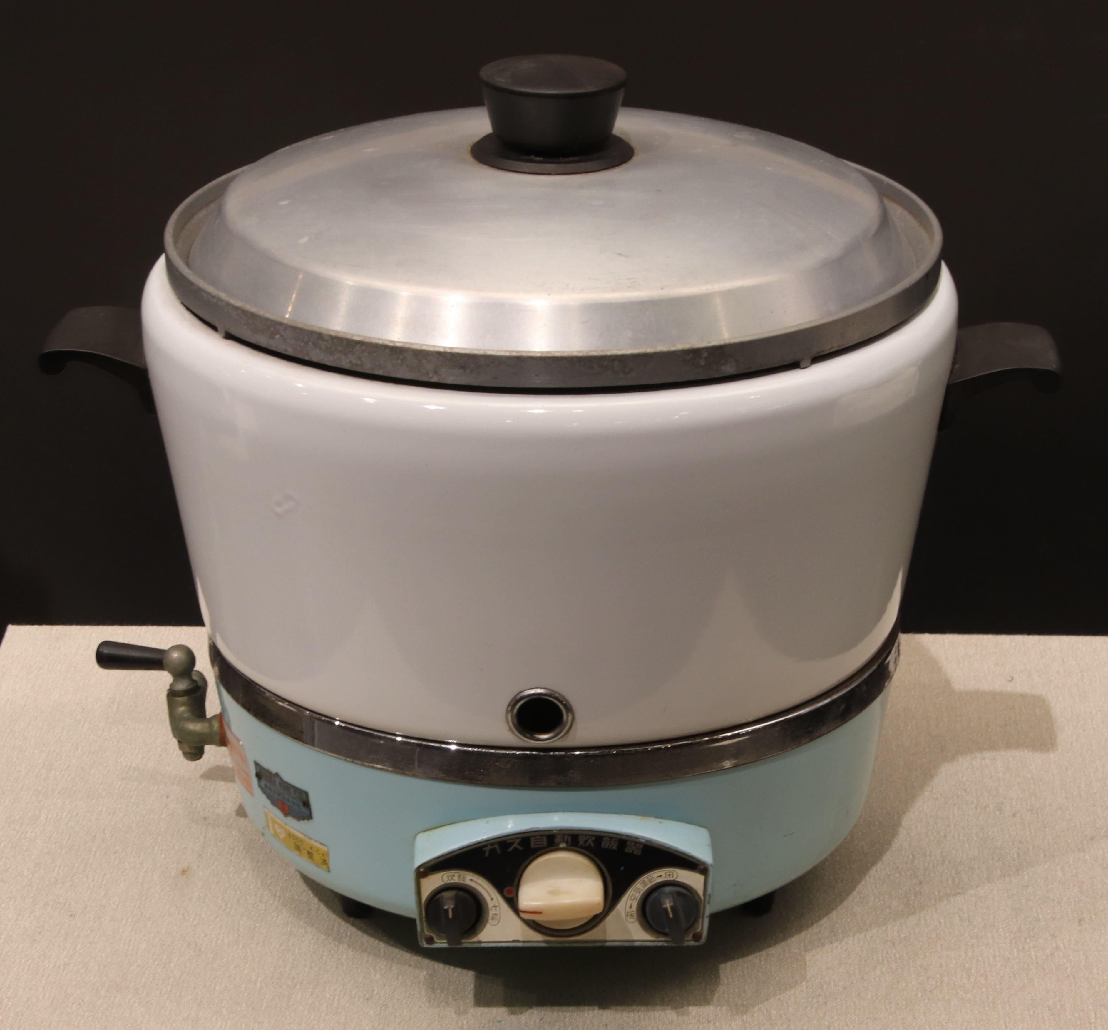 ガス自動炊飯器